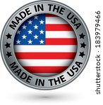 Made In The Usa Silver Label ...