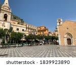 Taormina  Sicily   Italy  ...