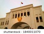Historic Bab Al Bahrain Gate ...