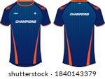 sports cricket t shirt jersey... | Shutterstock .eps vector #1840143379