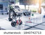 toy lego smart robot ai...