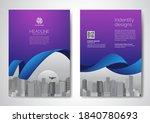 template vector design for... | Shutterstock .eps vector #1840780693