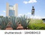 la minerva monuments of...   Shutterstock . vector #184080413