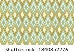 trellis rhombus shapes...   Shutterstock .eps vector #1840852276