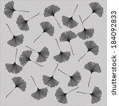 vector isolated grey... | Shutterstock .eps vector #184092833