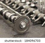 car engine parts   Shutterstock . vector #184096703
