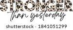 wild typography slogan print... | Shutterstock .eps vector #1841051299