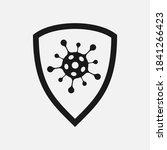 coronavirus 2019 ncov...   Shutterstock .eps vector #1841266423