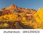 Usa  Utah  Capitol Reef...