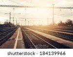 railway | Shutterstock . vector #184139966