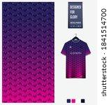 fabric pattern design.... | Shutterstock .eps vector #1841514700