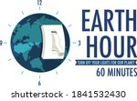 Earth Hour Campaign Poster Or...