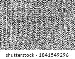 grunge texture of knitted... | Shutterstock .eps vector #1841549296