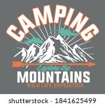 Vector Outdoor And Camping...
