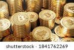 A Lot Of Bitcoin Crypto...
