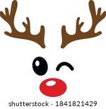 Cute Deer Face. Deer Eyes ...