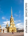 The Peter And Paul Cathedral I...