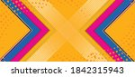 colorful abstract background...   Shutterstock .eps vector #1842315943