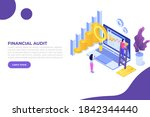 financial administration ...   Shutterstock .eps vector #1842344440