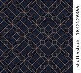vector abstract oriental... | Shutterstock .eps vector #1842529366