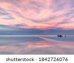 Fantasy Sunset Soft Purple...