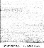 scratched frame. grunge urban... | Shutterstock .eps vector #1842864133