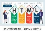 vector website design template ....   Shutterstock .eps vector #1842948943