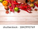 Rustic Fall Greeting Background ...
