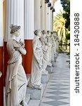 Achillio Palace At Corfu Islan...