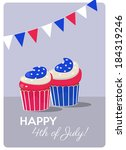 Independence Day Greeting Card...