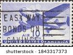 Usa   Circa 1941  A Postage...