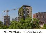 santiago  chile february 28 ...   Shutterstock . vector #1843363270