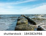 Selective Focus Of A Line Of...