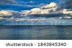 Offshore Wind Turbine In A...