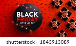 black friday sale 50  off... | Shutterstock .eps vector #1843913089