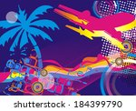 tourism  | Shutterstock . vector #184399790