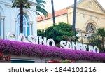 Sanremo  Italy   Circa August...