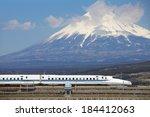 View Of Mt Fuji And Tokaido...