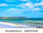 sea landscape | Shutterstock . vector #18441436