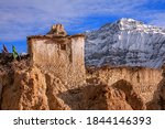 Ancient Buddhist Temple Dhankar ...
