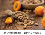 Some Shelled Apricot Kernels A...