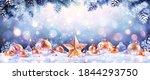 Abstract christmas card  ...