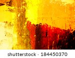 abstract graphic background  ... | Shutterstock . vector #184450370
