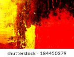 abstract graphic background  ... | Shutterstock . vector #184450379