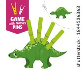 printable educational game with ...   Shutterstock .eps vector #1844536363