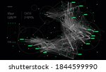 sorting and analyzing complex... | Shutterstock .eps vector #1844599990