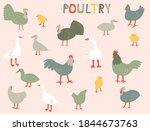 vector illustration with...   Shutterstock .eps vector #1844673763