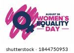 women's equality day in united... | Shutterstock .eps vector #1844750953