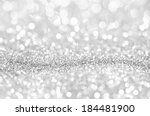 bokeh abstract background... | Shutterstock . vector #184481900