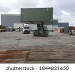 Cargo Progressing Loading And...
